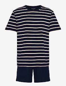 Pyjama Short - pyjama's - nightblue