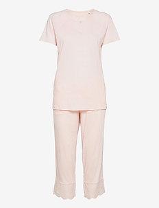 Pyjamas 3/4 - pyjama''s - soft rose