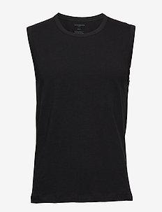Tank Top - t-shirts basiques - black
