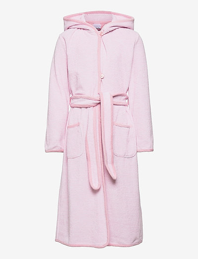 Bath Robe - bademäntel - rose