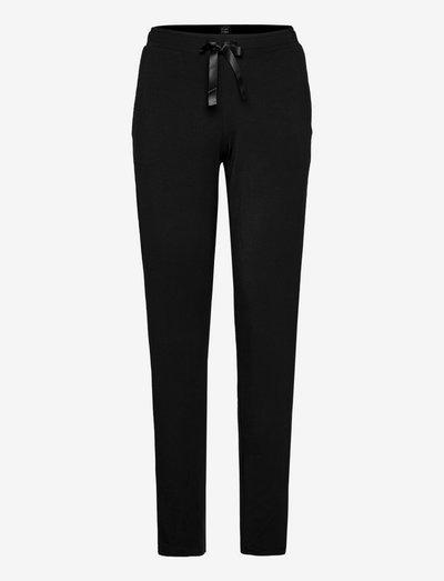 Long Pants - hosen - black
