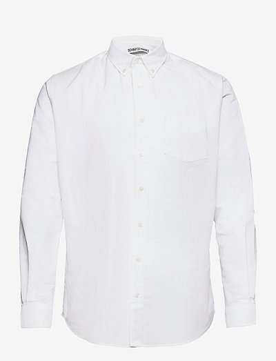 Shirt Oxford One - casual shirts - white