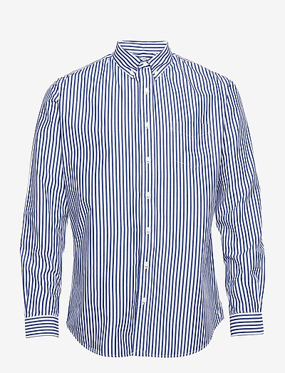 Shirt BD Candy Stripe - business-hemden - blue and white