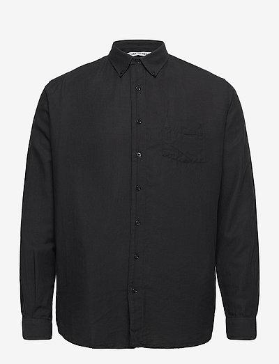 Shirt BD Light Twill - casual shirts - black
