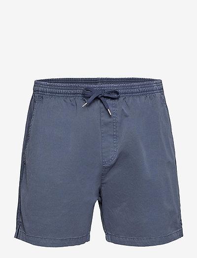 Shorts Twill Garment Dyed - casual shorts - mood indigo (blue)