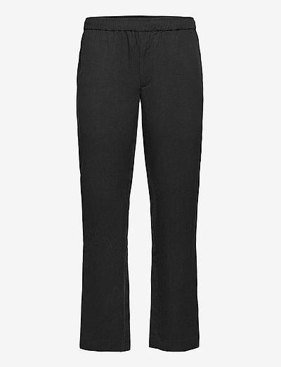 Pop Pants - casual byxor - black