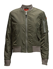 AC BOMBER JACKET WOMAN - KHAKI