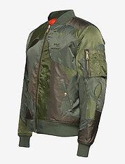 Schott - SC BOMBERS JKT - bomber-takit - khaki - 2