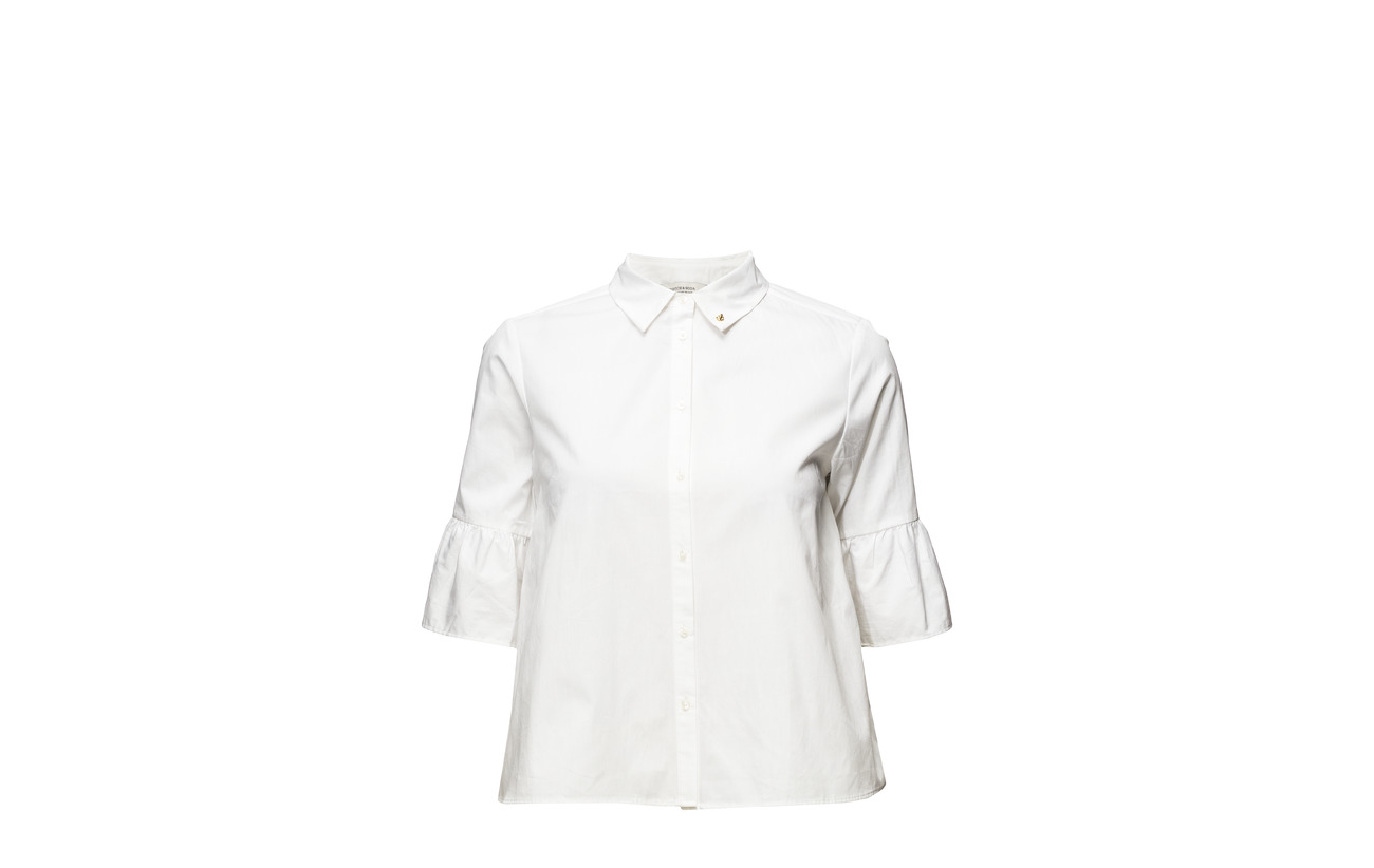 Special With Ruffles Shirt A 17 Coton And Soda Sleeves Combo amp; 100 Scotch IxwapYx