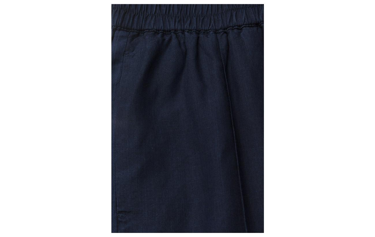 Pants Tencel Scotch Soda 100 Feminine Tapered amp; Indigo nqPUA