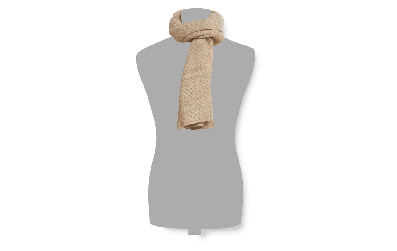 Classic Knitkit Soda Wool Scarf In Structured MelangeScotchamp; klwOuXZPiT