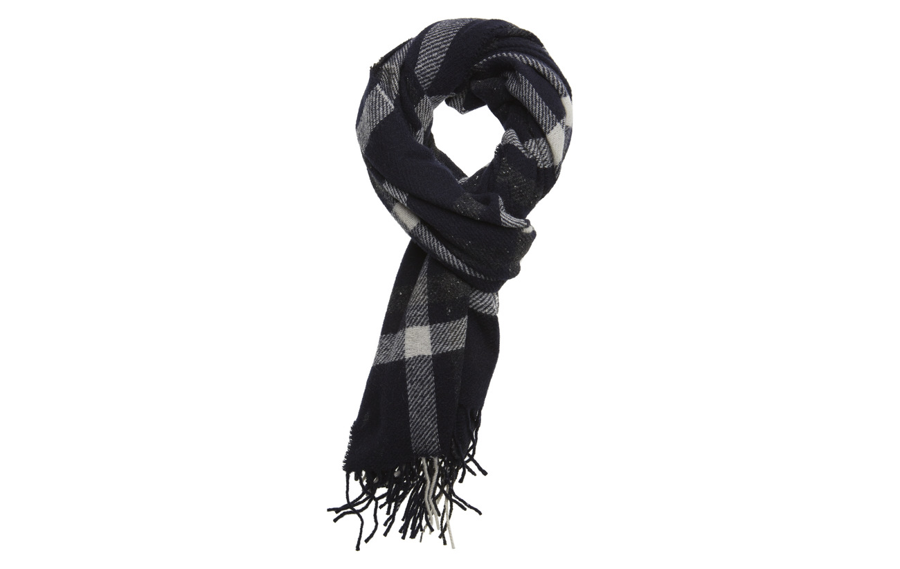 BScotchamp; Soda With Nepscombo Woven Quality Scarf In Wool Blend IWDH2E9