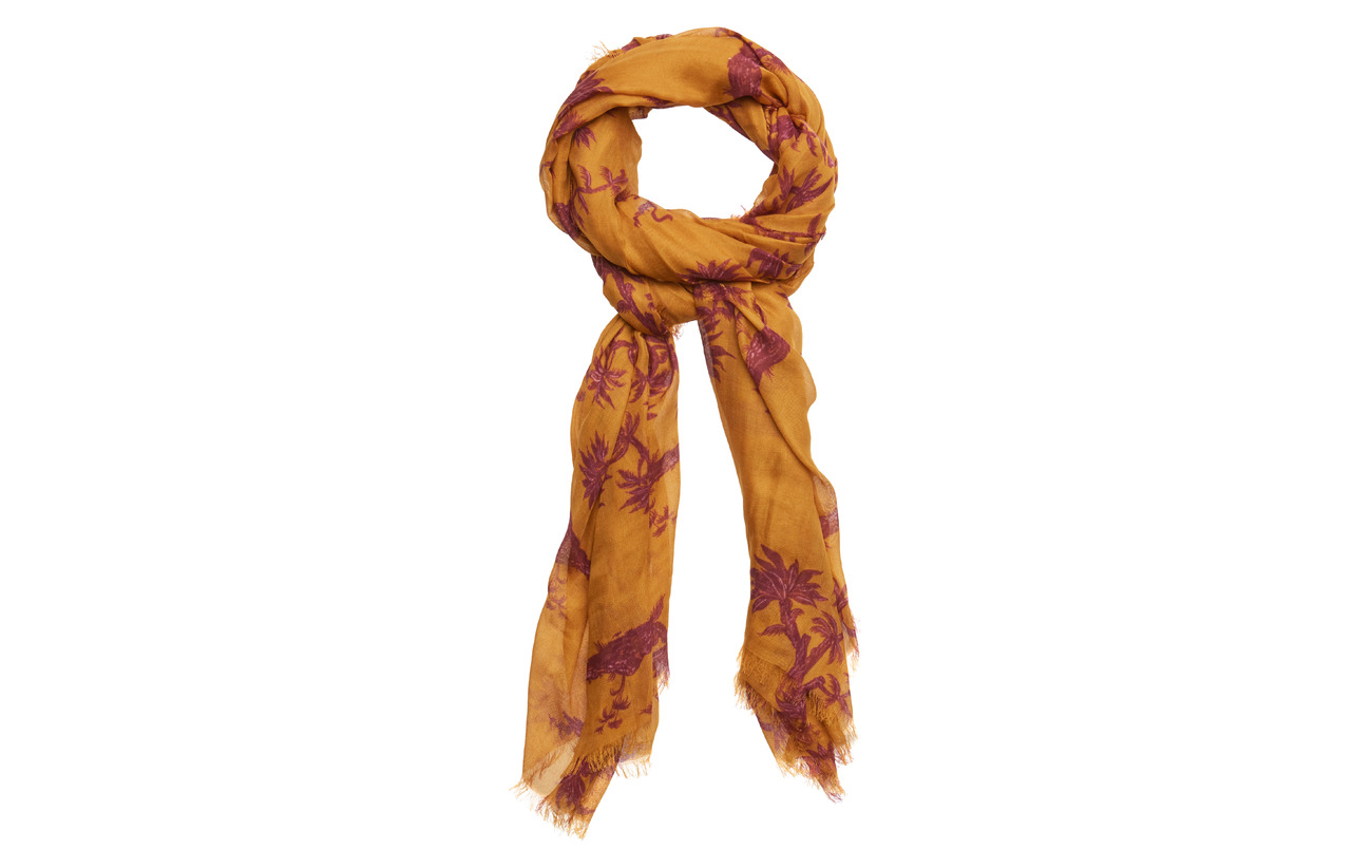 Scotch & Soda Lightweight scarf in various dessins - COMBO T