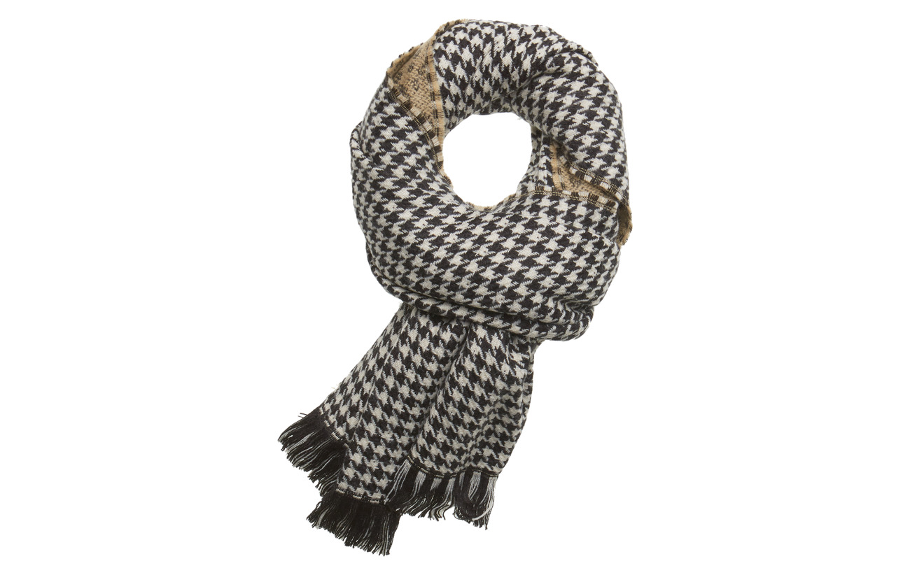 Scotch & Soda Double sided wool scarf Sjalar & halsdukar