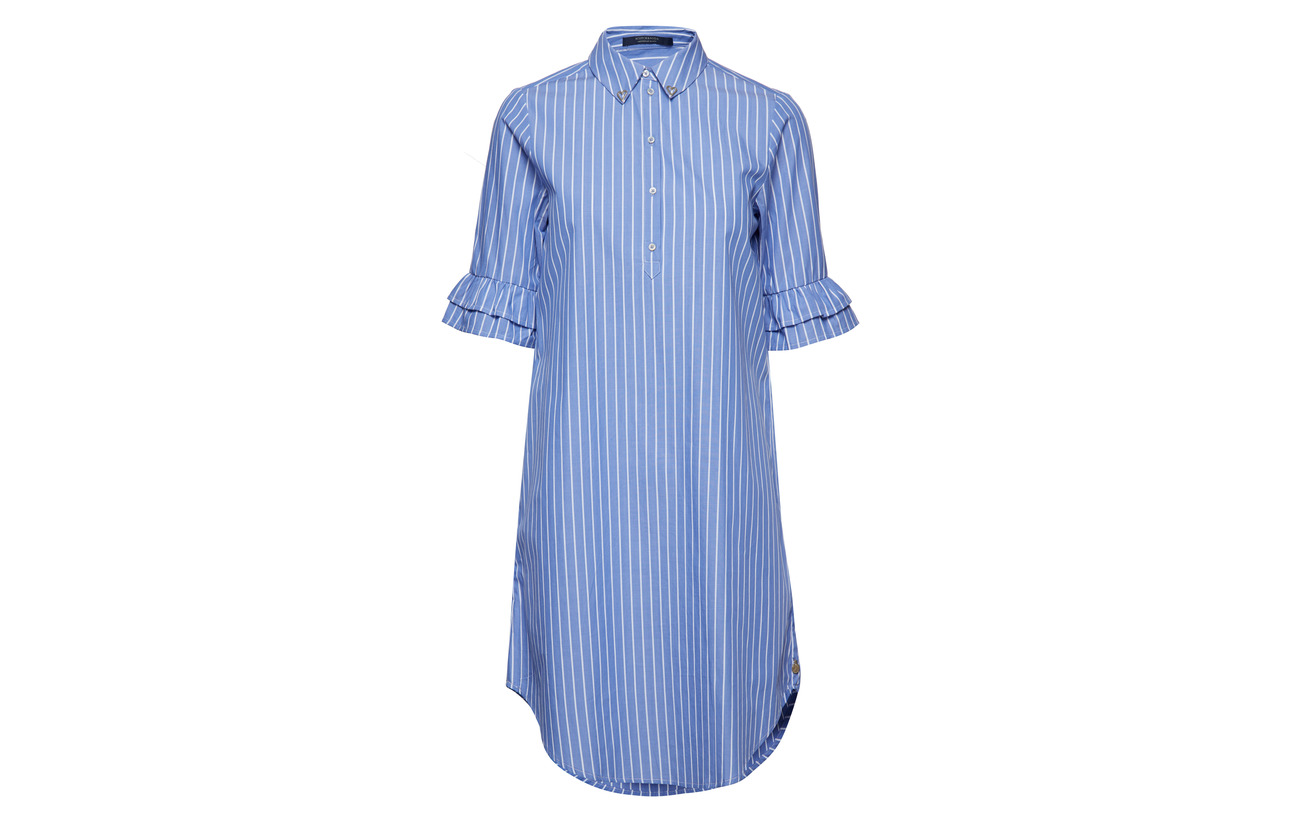 Soda amp; 100 Shirt Dress B Scotch Coton Combo 1qvavn