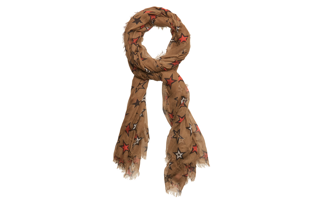 Scotch & Soda Lightweight scarf in various dessins - COMBO S