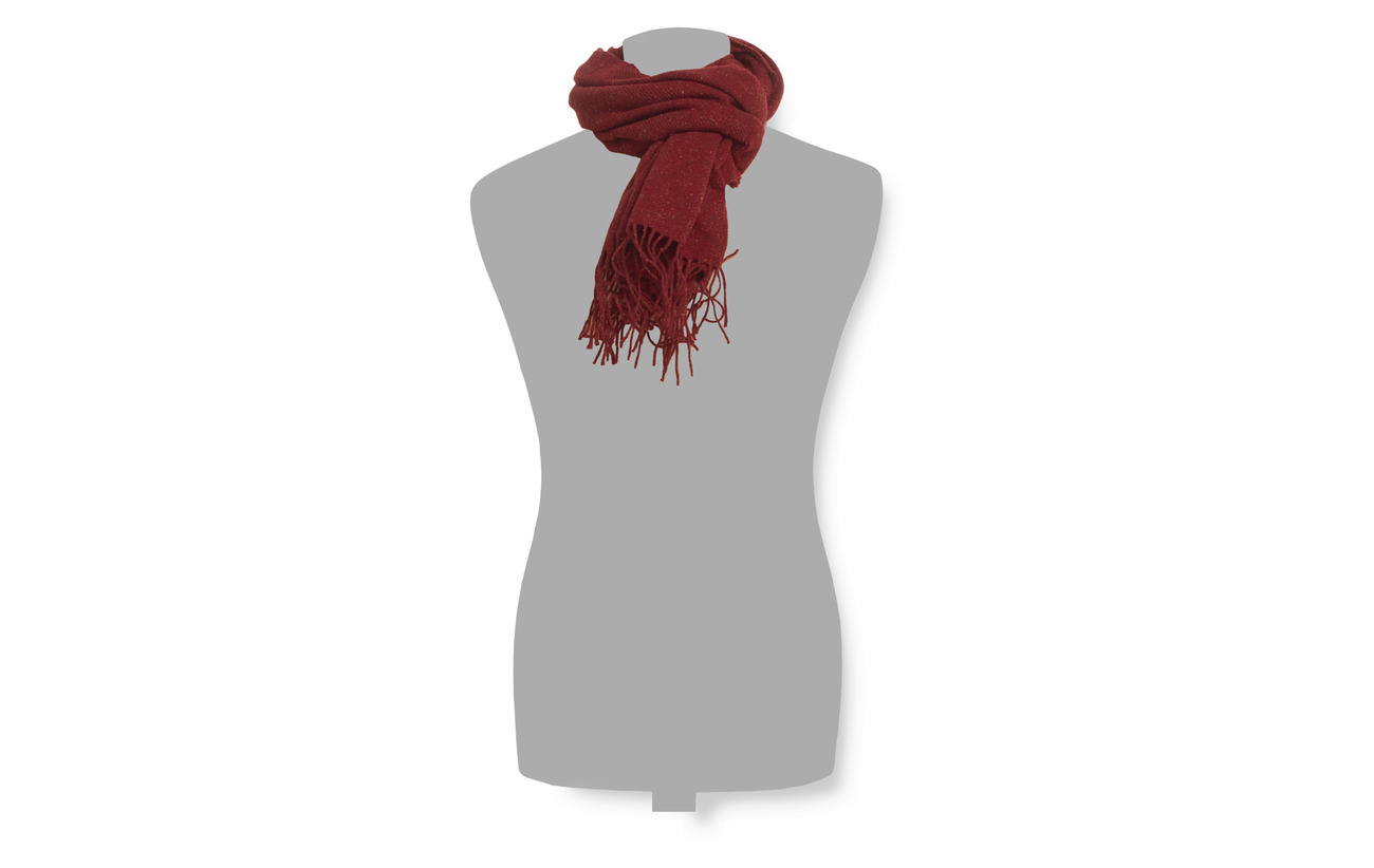 In Soda Wool Scarf Quality With Woven NepsrustScotchamp; Blend gyY7fbv6