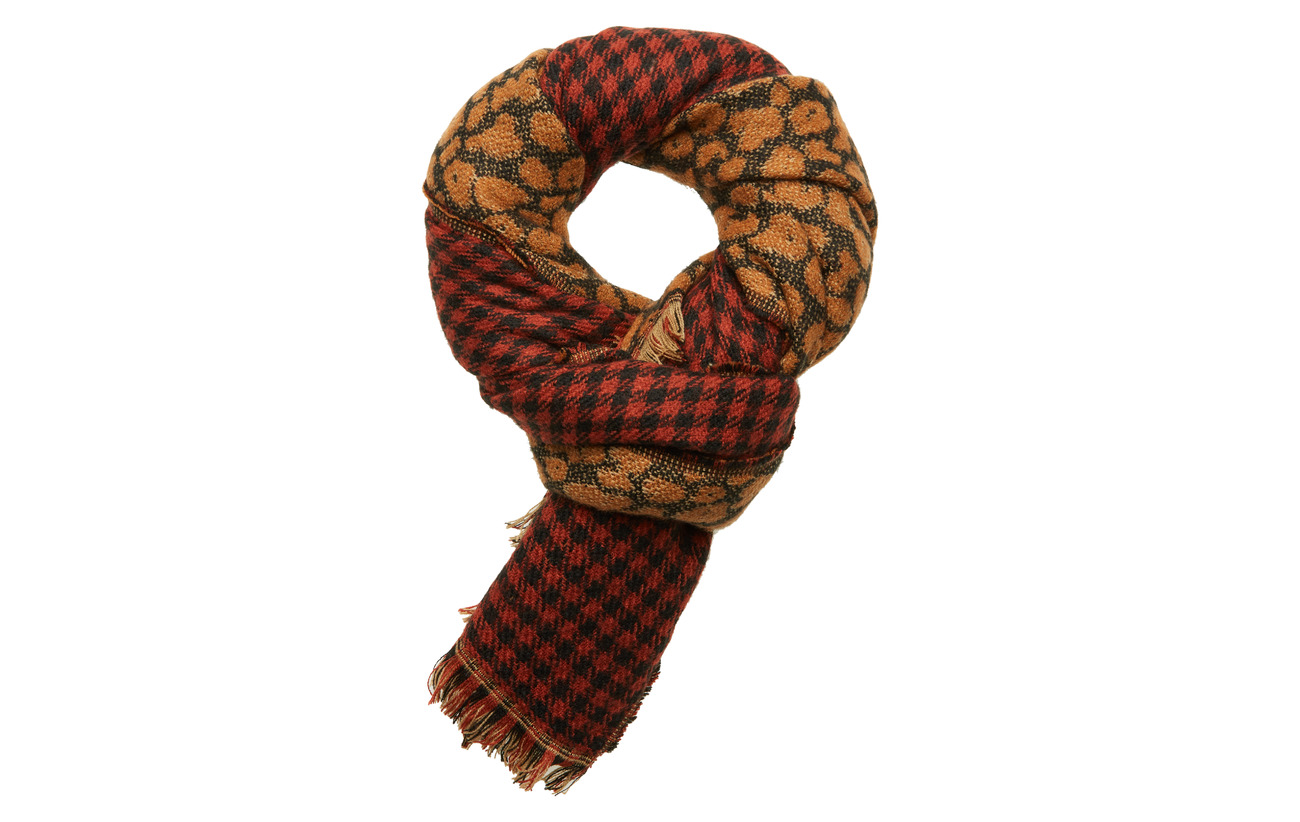 Scotch & Soda Double sided scarf - COMBO L