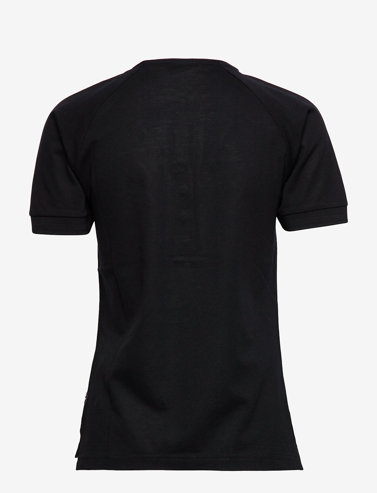Scotch & Soda - Polo with contrast details - pikeepaidat - black - 1