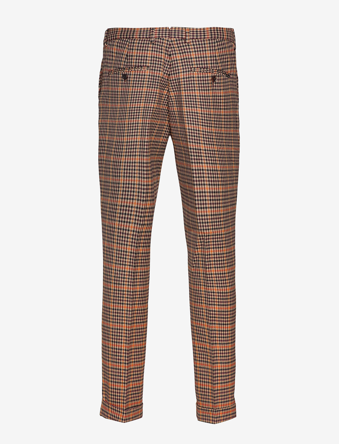 Scotch & Soda - SEASONAL FIT- Chic gentlemans chino in yarn-dyed pattern - suitbukser - combo b - 1