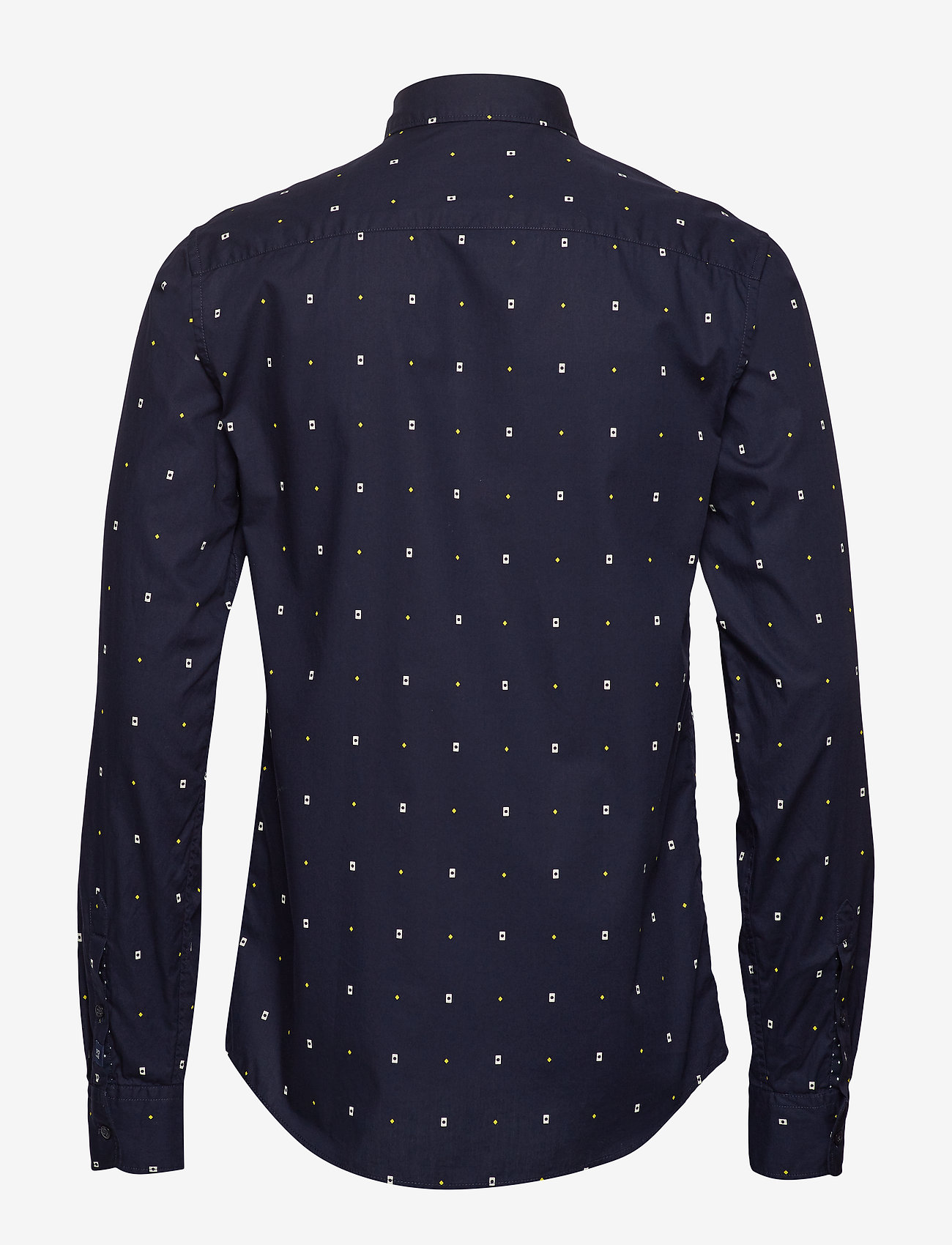 Scotch & Soda - REGULAR FIT- Classic all-over printed pochet shirt - chemises d'affaires - combo a - 1