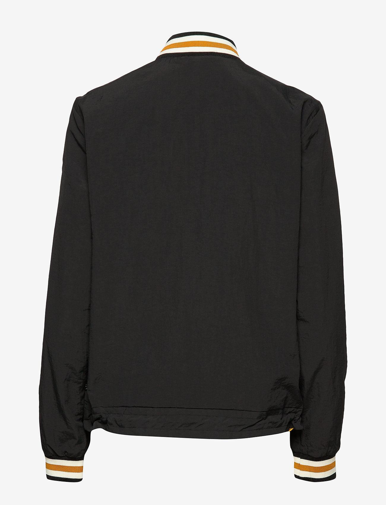 Scotch & Soda - Lightweight sportive jacket - bomber jakker - black - 1