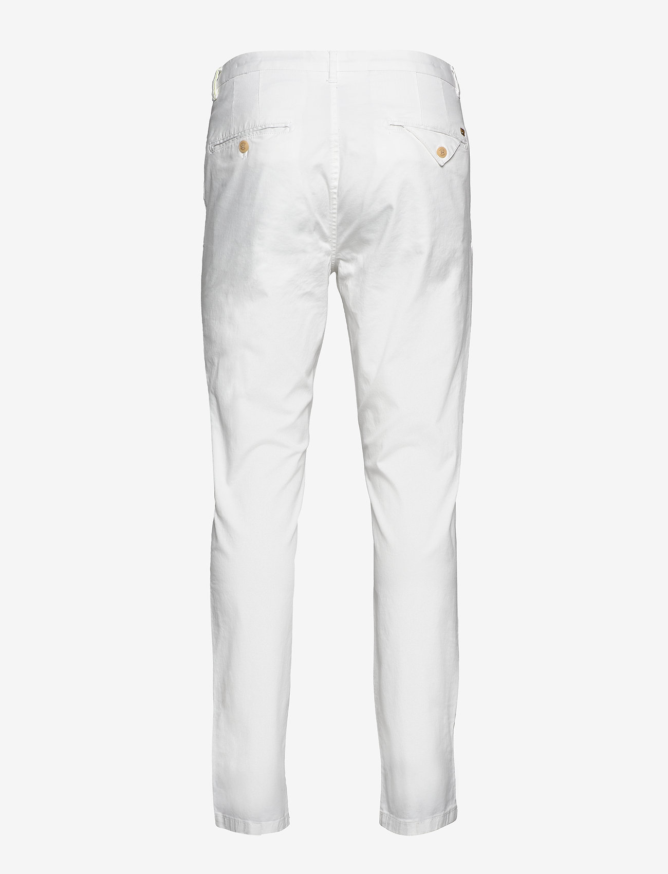 Scotch & Soda - STUART- Classic chino - chinos - denim white - 1