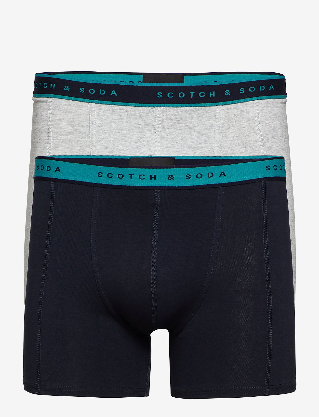 Scotch & Soda - Amsterdams Blauw Men - boxers - combo a - 0
