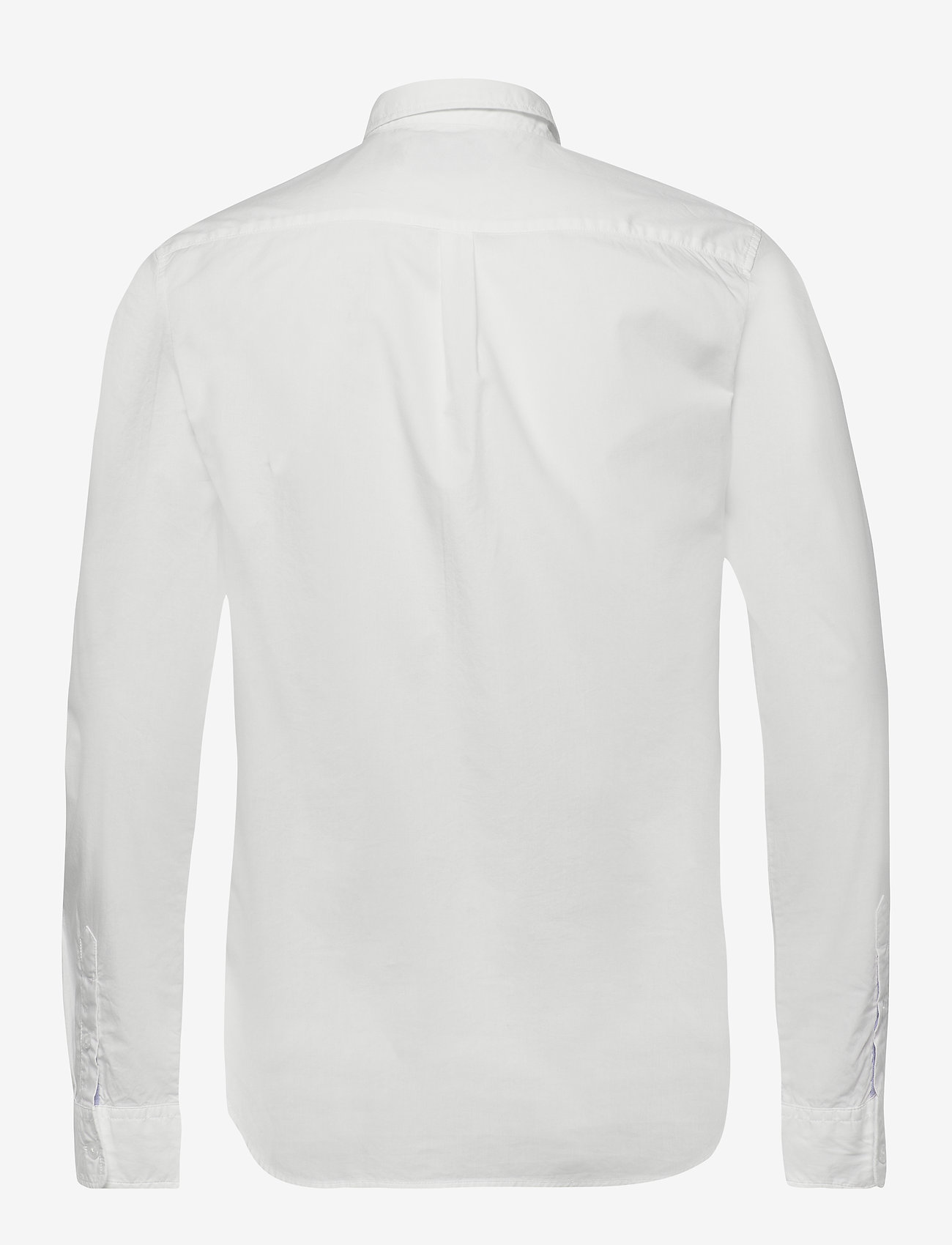 Scotch & Soda - Light weight long sleeve shirt - chemises basiques - off white - 1