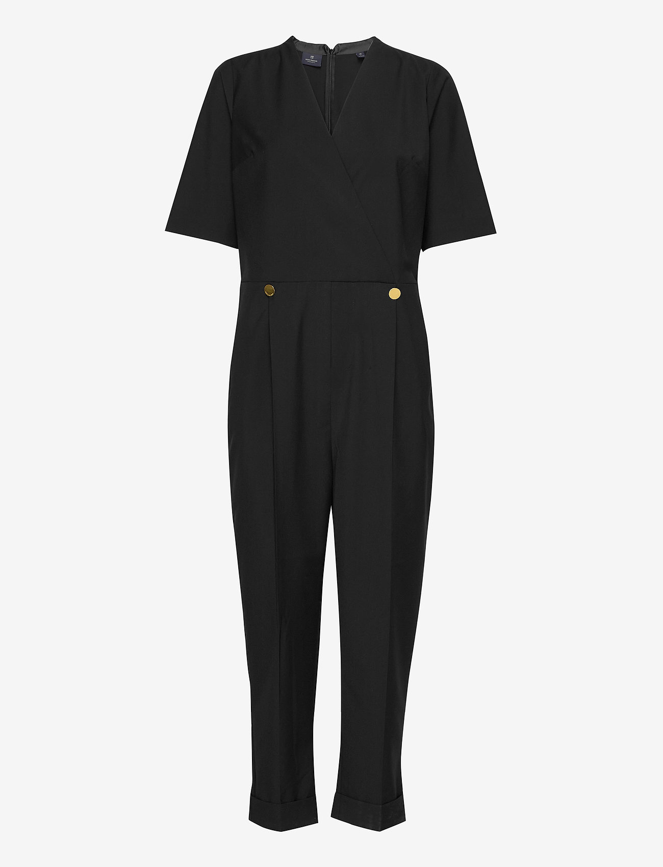 Scotch & Soda - Clean tailored all in one - buksedragter - black - 0