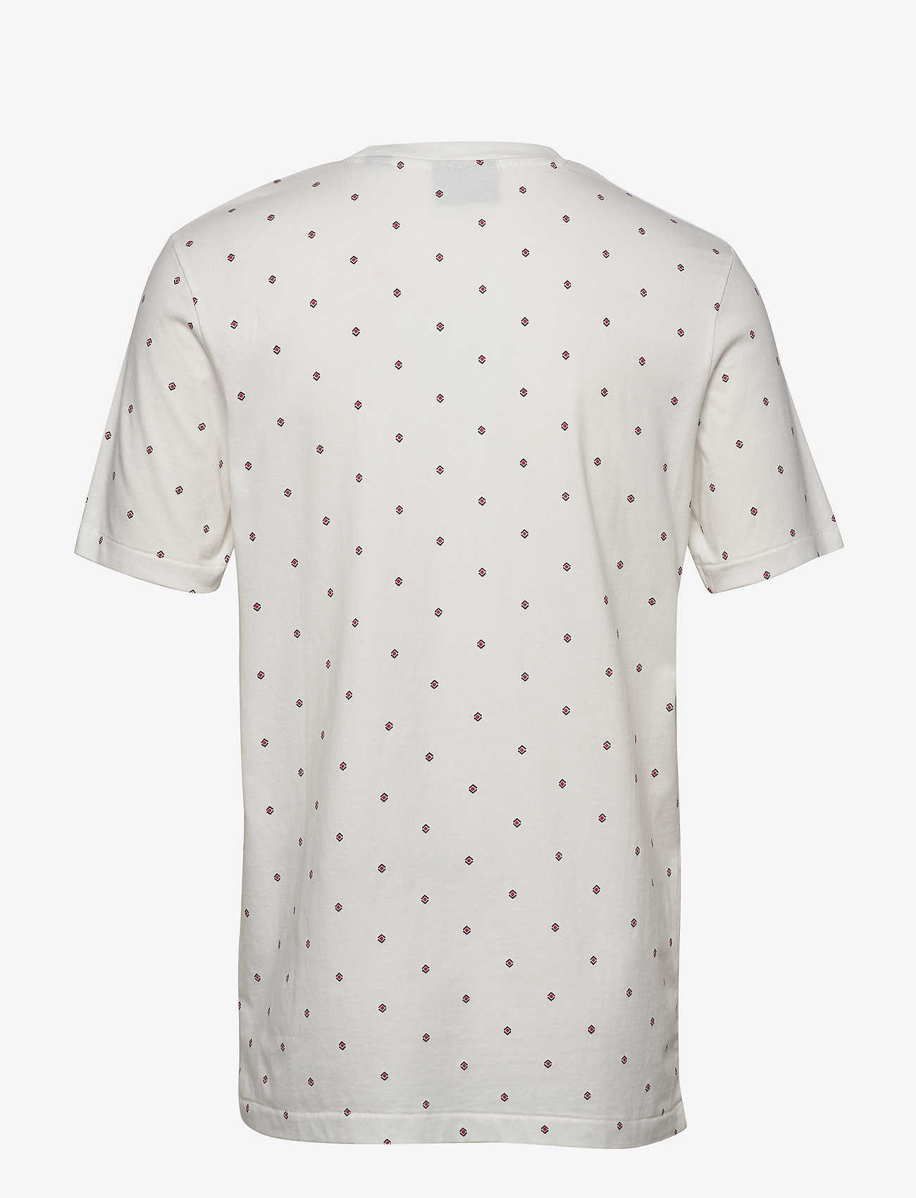 Scotch & Soda - Short sleeve tee with allover print - short-sleeved t-shirts - combo g - 1