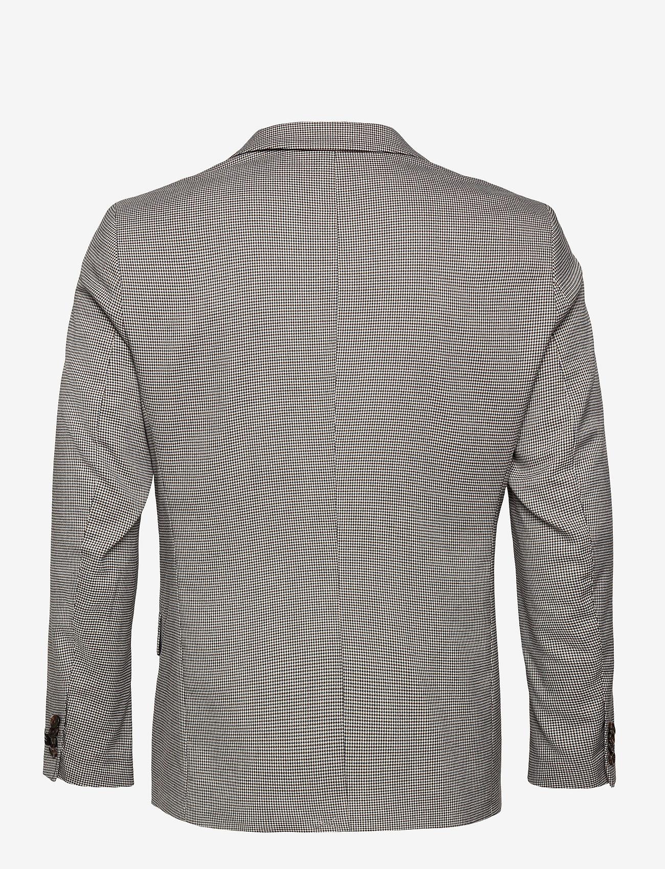Scotch & Soda - Classic single breasted blazer in yarn-dyed pattern - blazers à boutonnage simple - combo f - 1