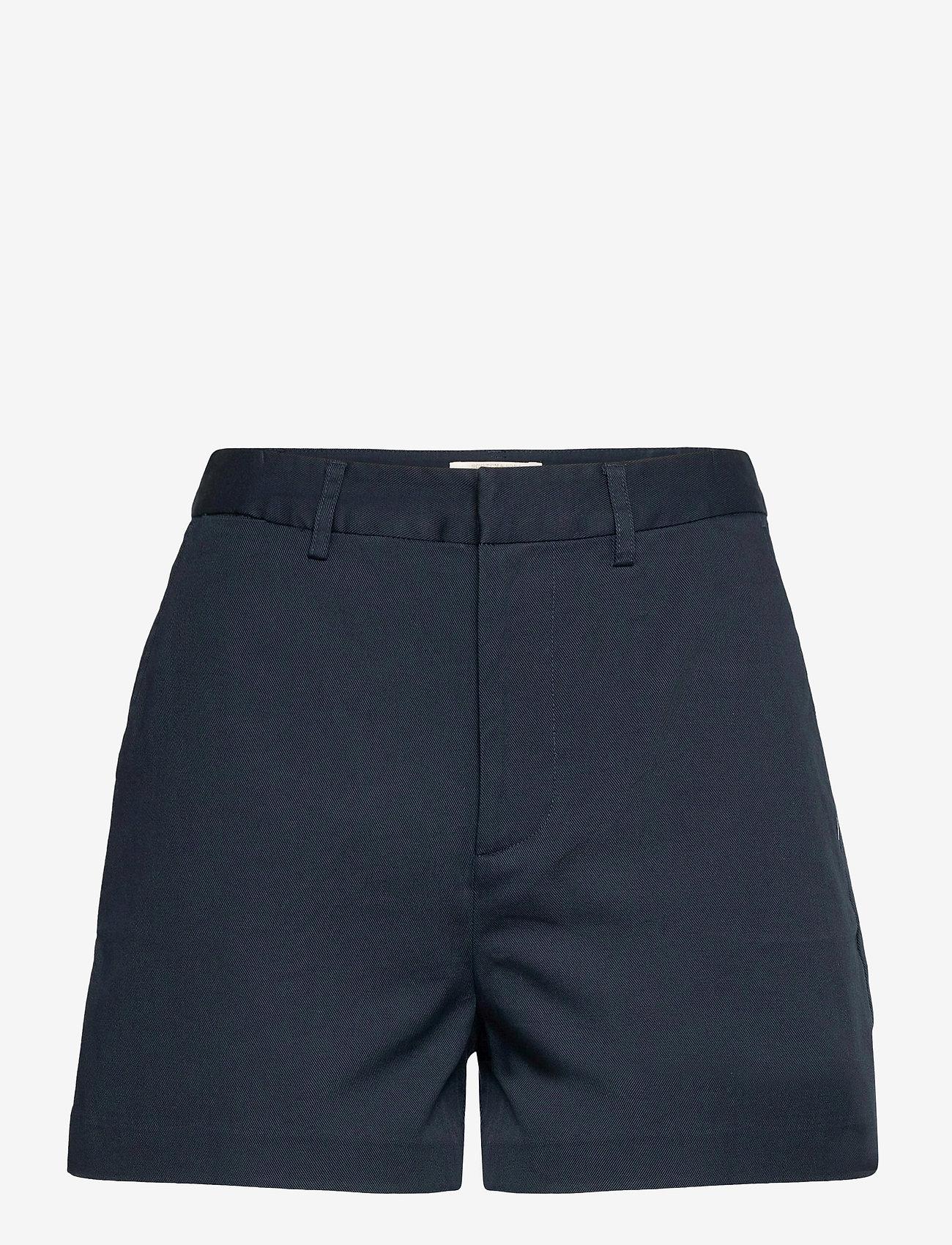 Scotch & Soda - 'Abott' organic cotton chino shorts - chino shorts - night - 0