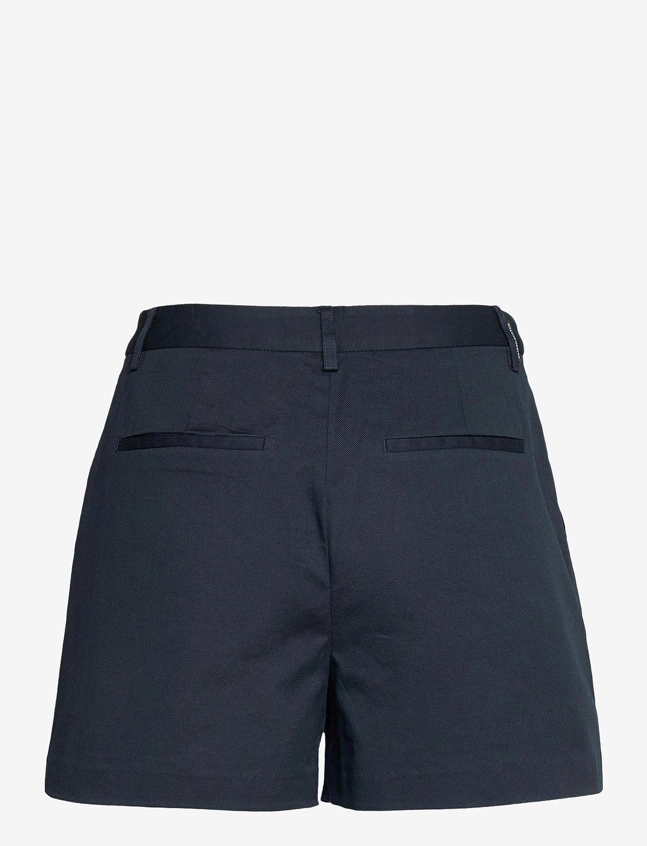 Scotch & Soda - 'Abott' organic cotton chino shorts - chino shorts - night - 1
