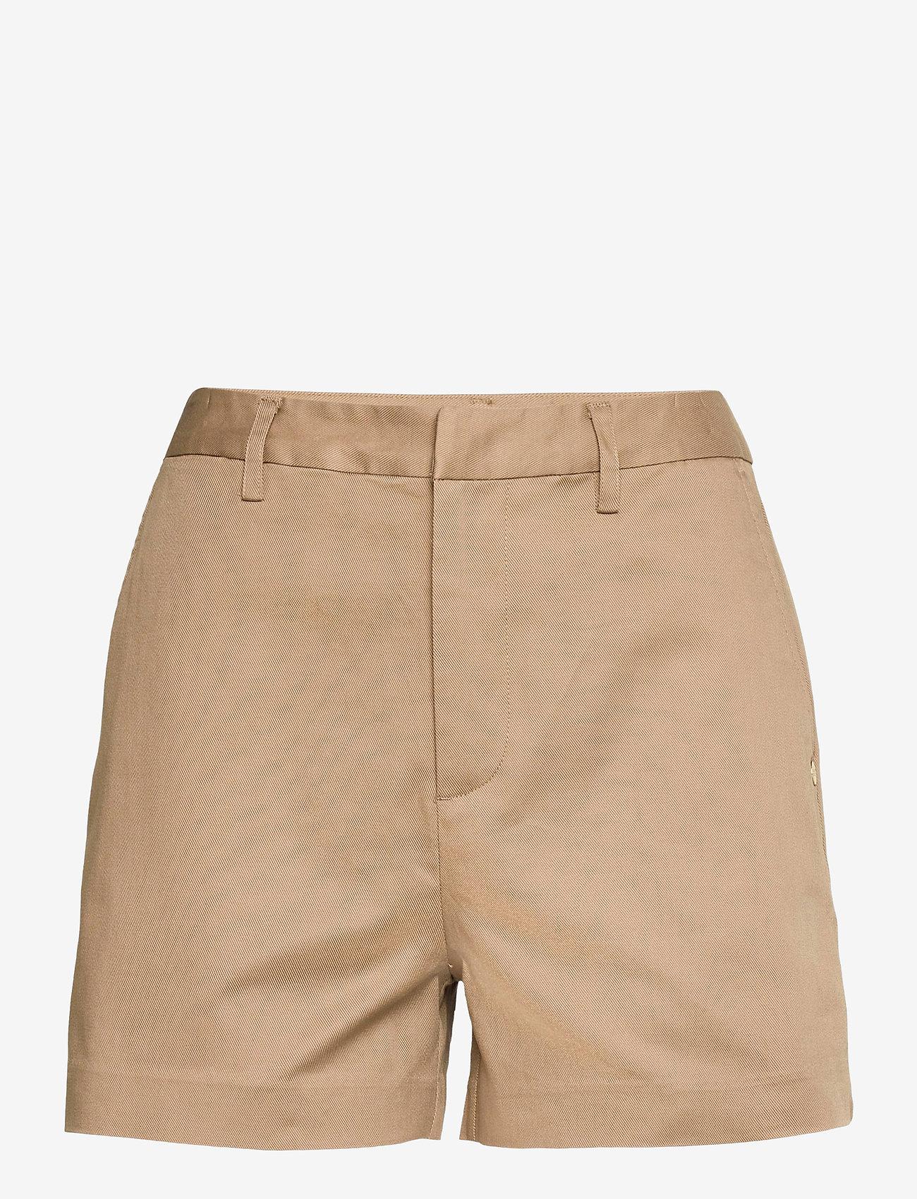 Scotch & Soda - 'Abott' organic cotton chino shorts - chino shorts - sand - 0