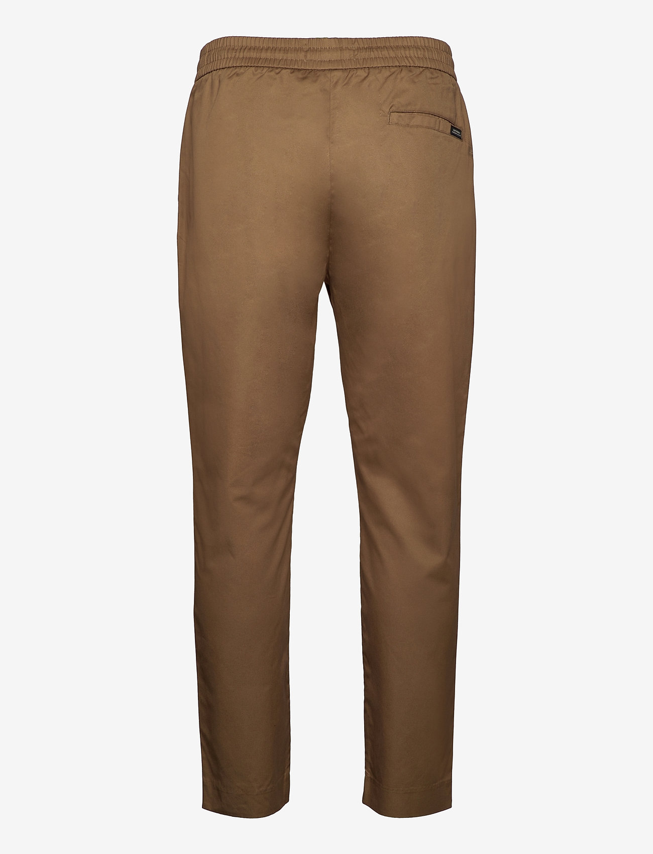 Scotch & Soda - FAVE- Lightweight chino in jogger styling in organic cotton - chino's - sand - 1