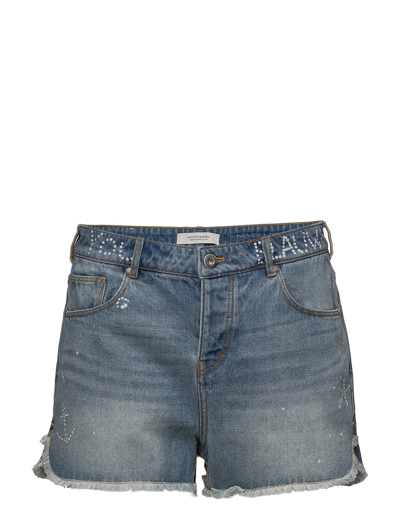 Scotch & Soda Shorts - Ocean Shades - DENIM BLUE