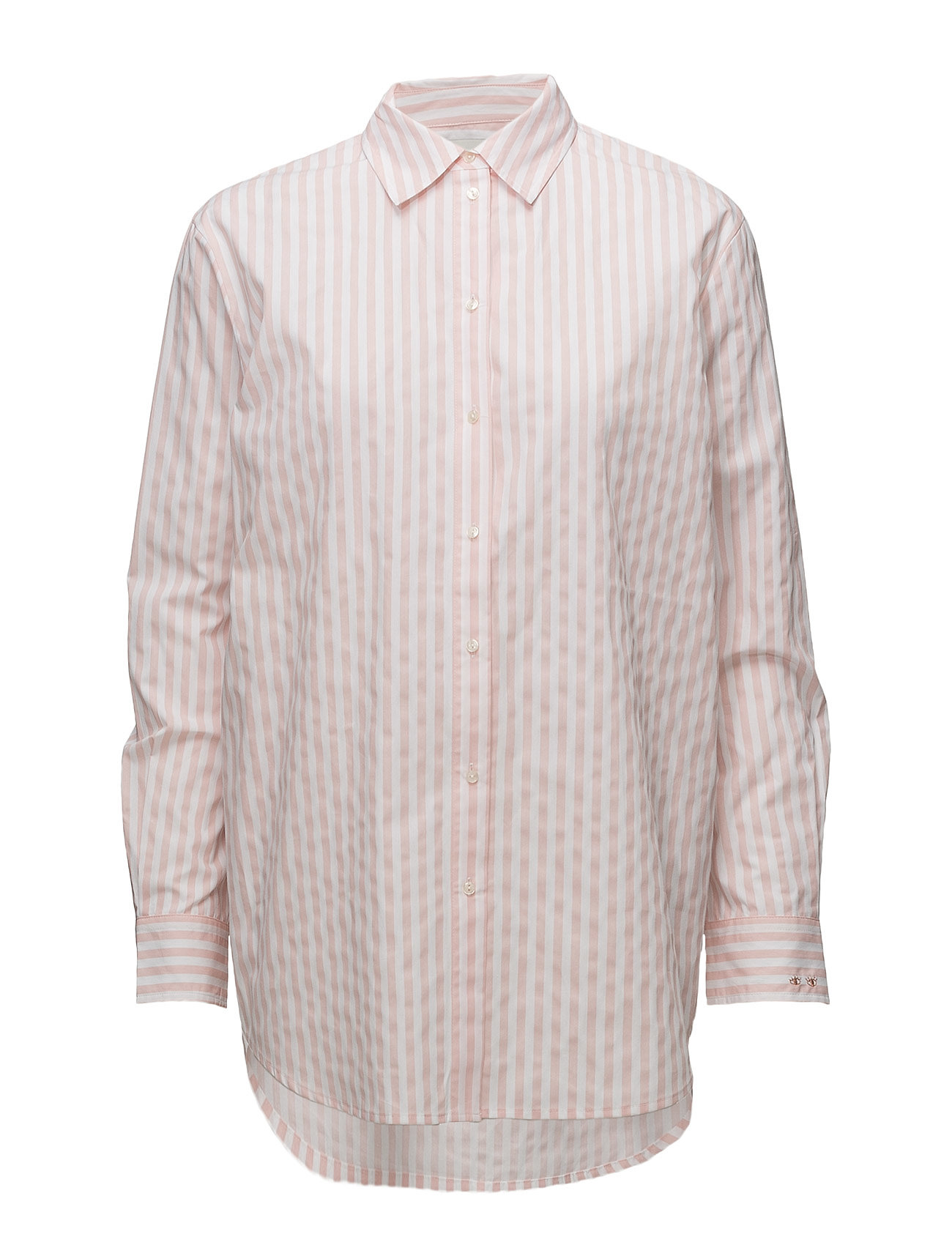 Scotch & Soda Shirt with small embroidery detail - COMBO B