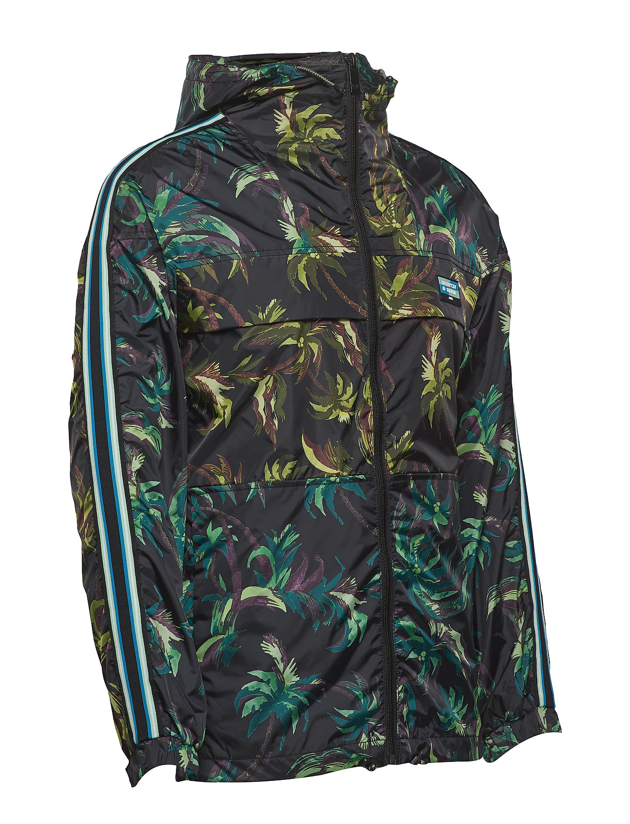 Jacket With AScotchamp; Soda Seasonal All Printcombo Signature Palm over SMpUzV
