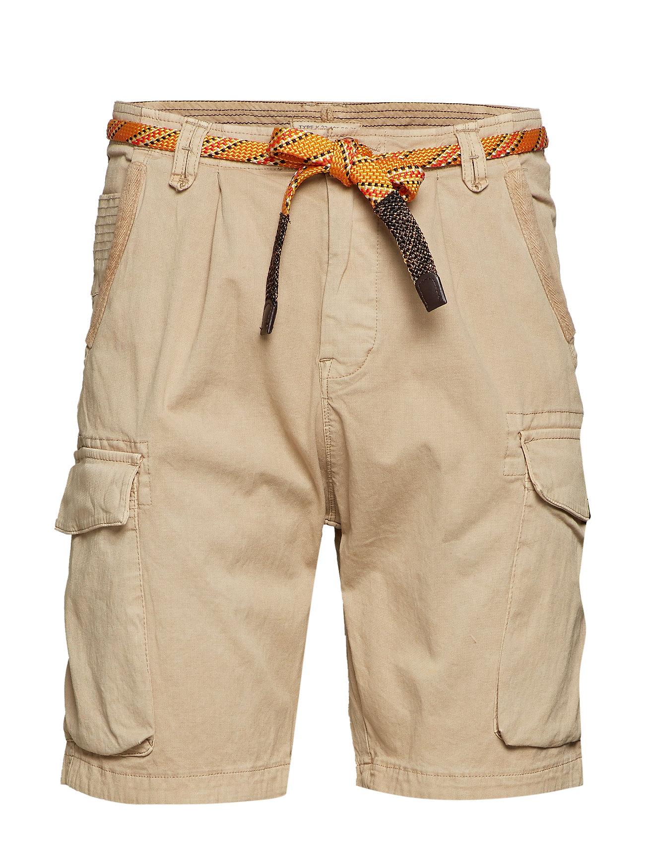 Scotch & Soda Classic washed cargo short Shorts