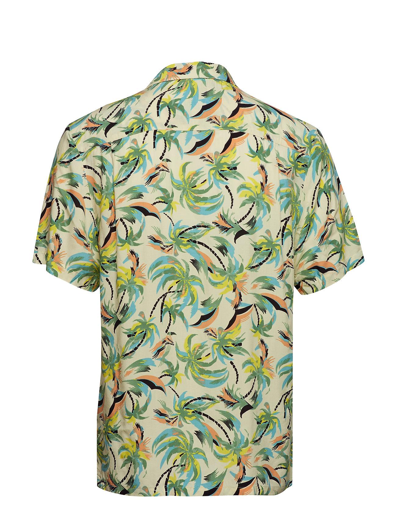 Shirtcombo Shortsleeve Hawaiian BScotchamp; Soda FitPrinted rCoEQWdxBe