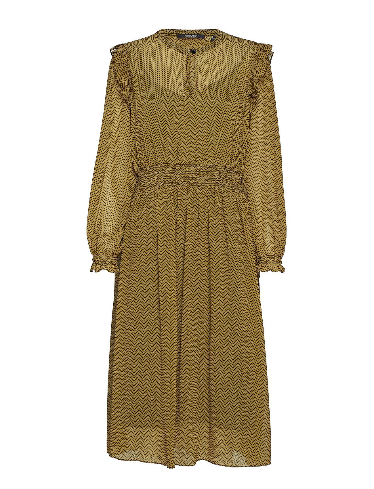 Scotch & Soda Allover printed dress - COMBO A