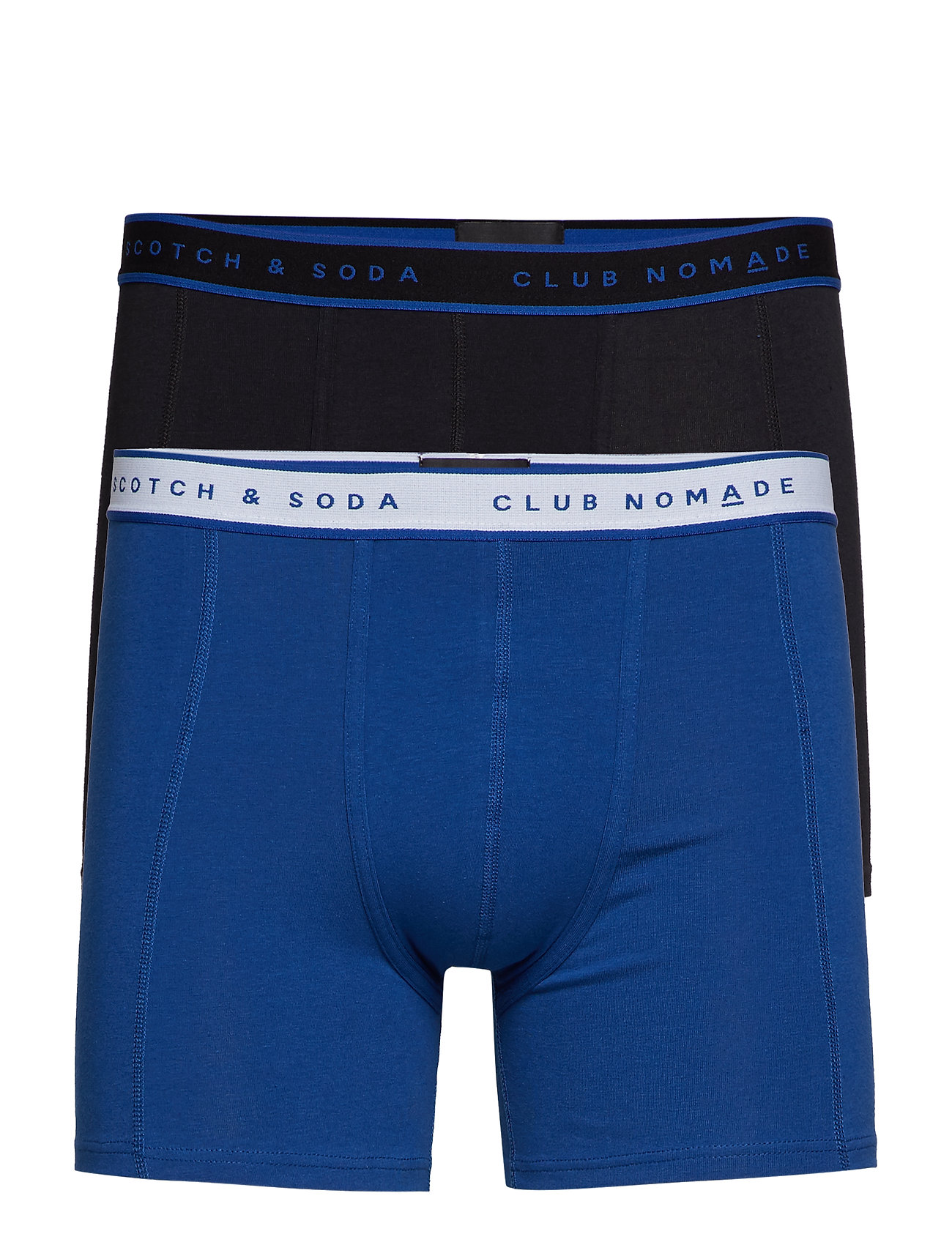 Scotch & Soda Club Nomade 2 pack boxer short - COMBO A