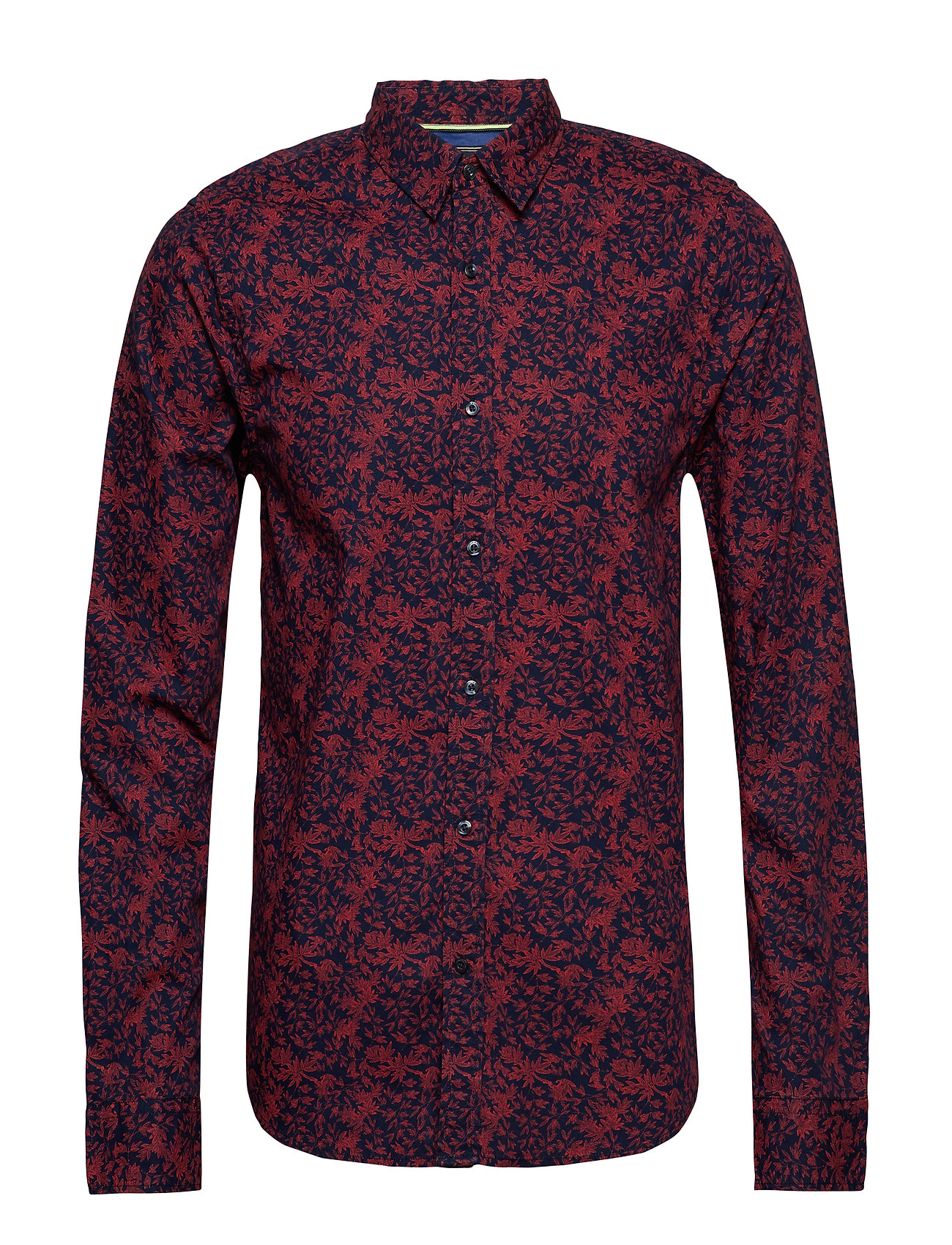 Scotch & Soda REGULAR FIT - Classic all-over printed shirt - COMBO A