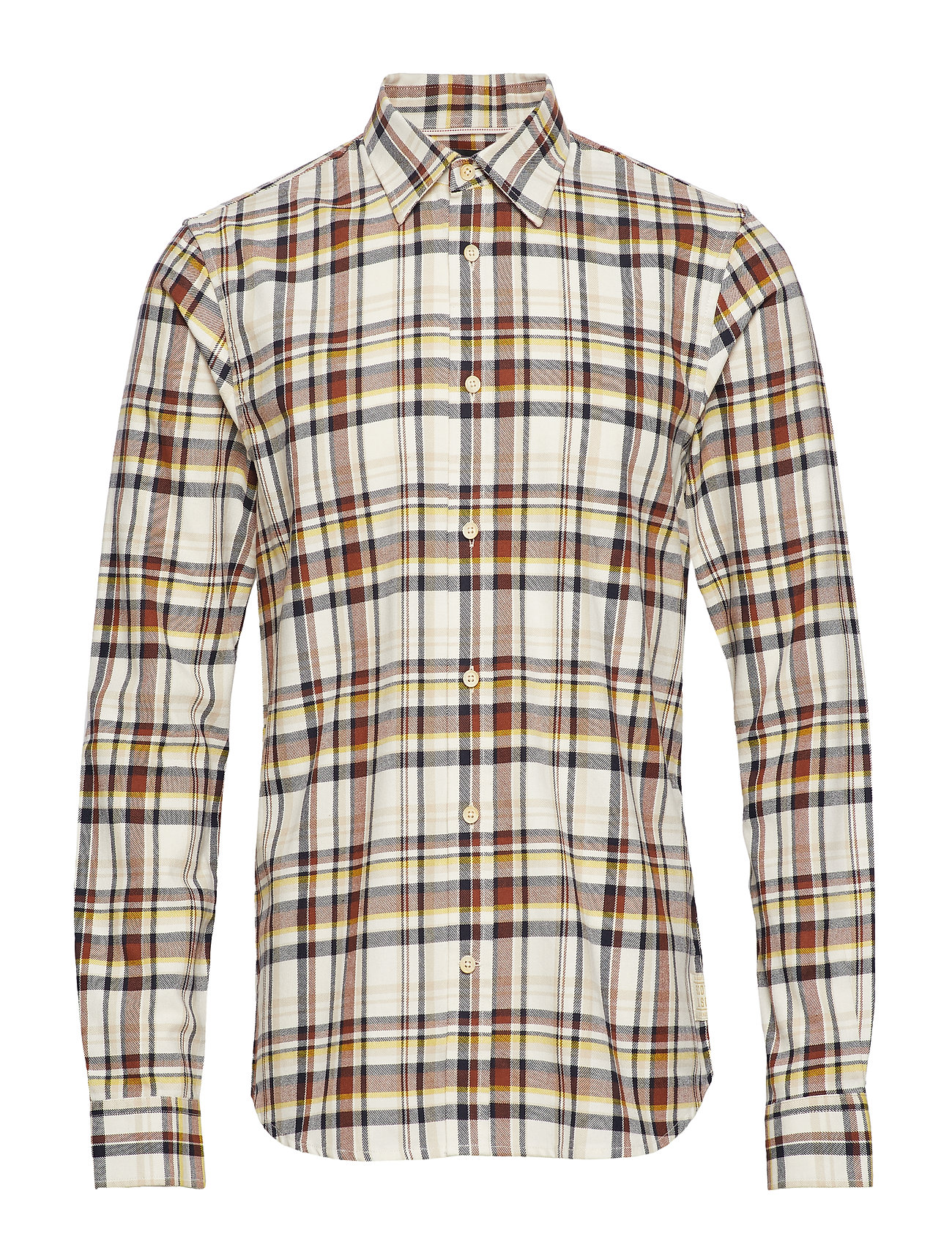 Scotch & Soda REGULAR FIT- Long sleeve shirt in worker styling - COMBO A