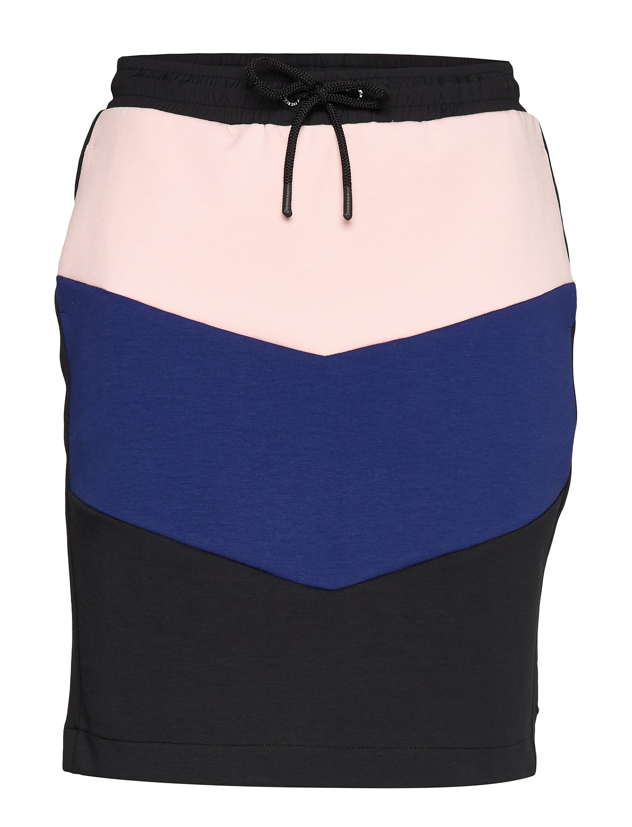 Scotch & Soda Colorblock sweat skirt - COMBO B