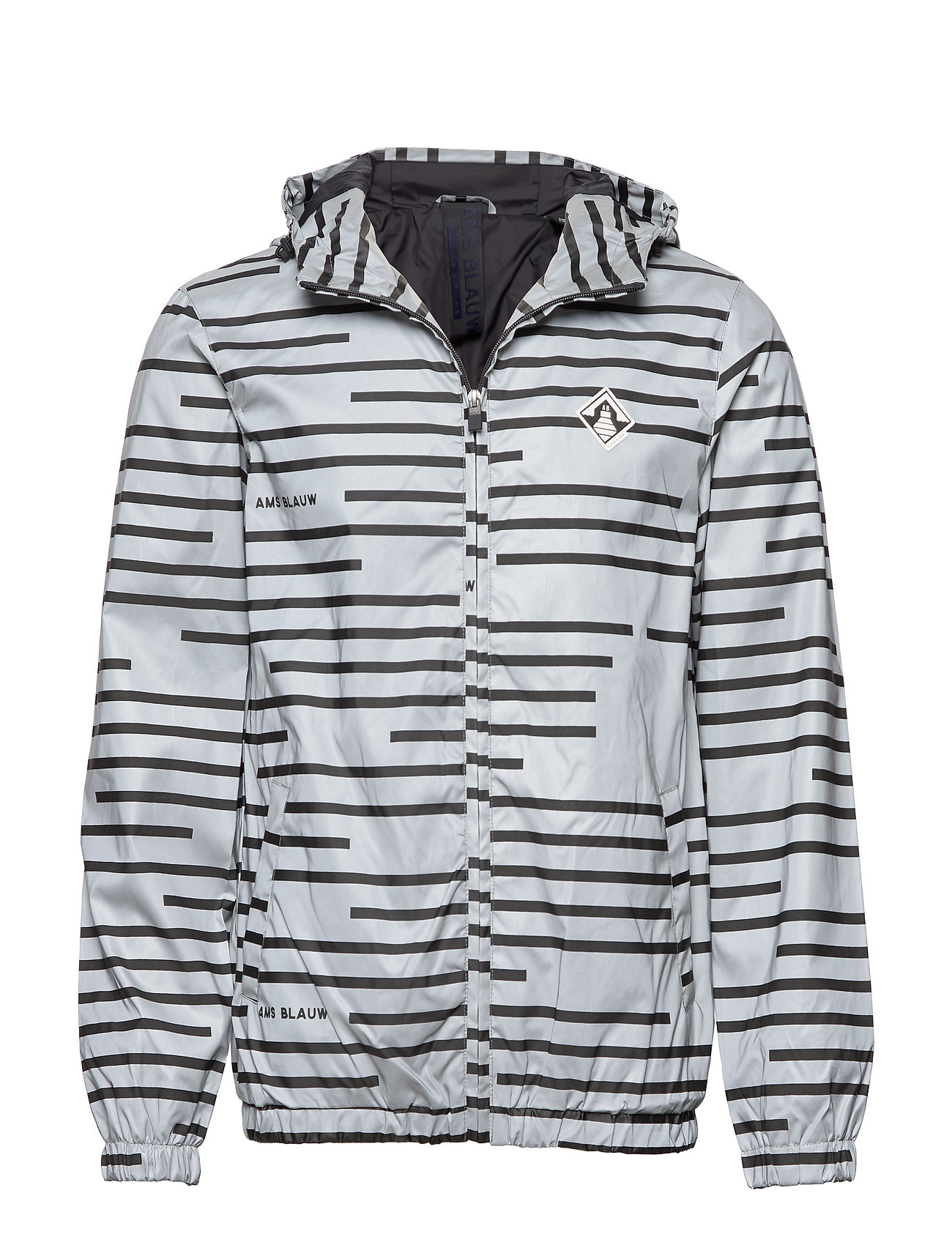 Scotch & Soda Reflective windbreaker Jacket - COMBO A