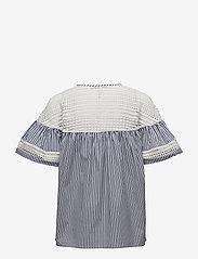 Scotch & Soda - Short sleeve striped top - lyhythihaiset puserot - combo s - 1