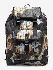 Scotch & Soda - Ams Blauw backpack - backpacks - combo b - 0