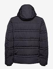 Scotch & Soda - Classic hooded PrimaLoft jacket - vestes matelassées - night - 2